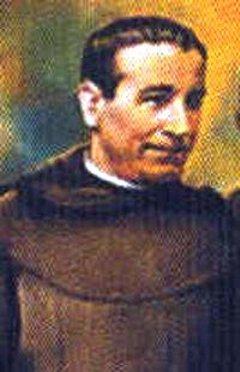 El padre Vicente de San Luis Gonzaga